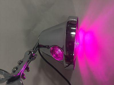 Vintage Anti Glare Interior Map Light - Purple Lens
