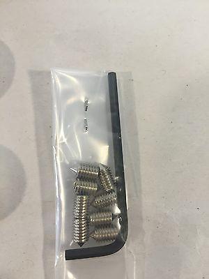 Billet Door Handle Kit - Drilled Brushed Aluminum