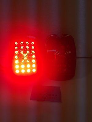 Pair of 1937-1938 Chevy Car and 1940-1953 Chevy Truck LED Tail Light Inserts