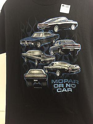 Mopar or No Car T Shirt