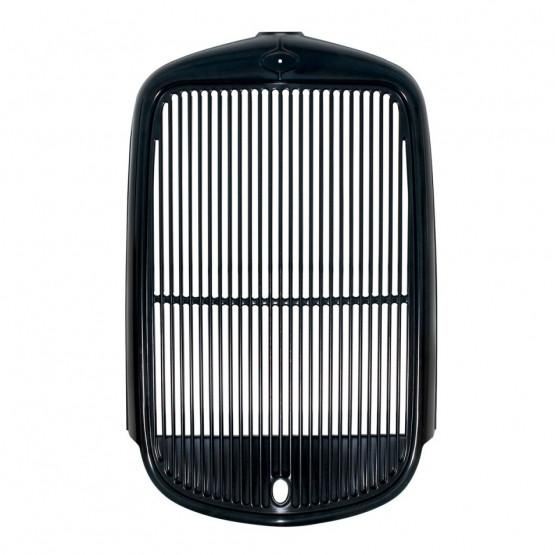 1932 Ford Truck and Commercial Radiator Grill Shell - Black Steel