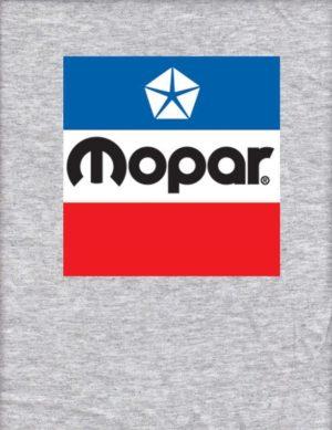 Vintage Mopar 1972 Logo T shirt