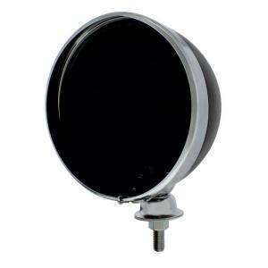 7 Inch Dietz Style Headlight Buckets - Black (Set/2)