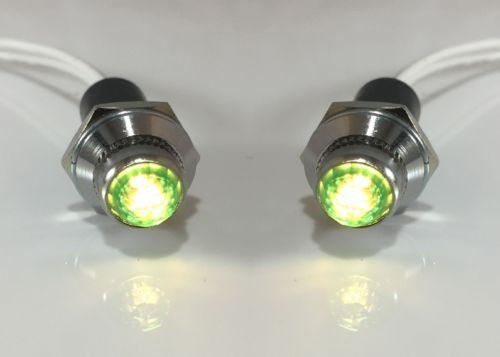 LED Dash Indicator Lights