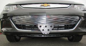 Removable License Plate Bracket for 2016-2019 Chevrolet Volt