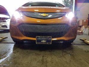 Removable License Plate Bracket for 2017-2019 Chevrolet Bolt