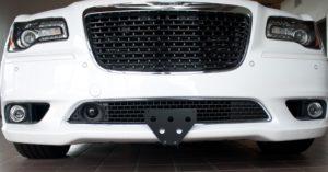 Removable License Plate Bracket for 2011-2014 Chrysler 300 SRT8