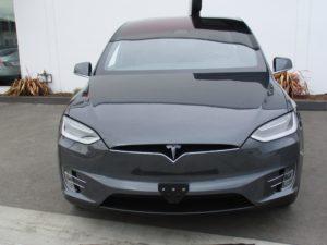 Removable License Plate Bracket for 2016-2019 Tesla Model X