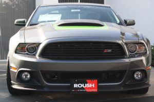 Removable License Plate Bracket for 2013-2014 Ford Roush Mustang