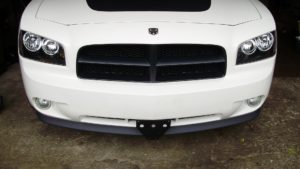 Removable License Plate Bracket for 2006-2010 Dodge Charger