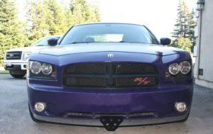 Removable License Plate Bracket for 2006 Dodge Charger Daytona