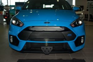 Removable License Plate Bracket for 2016-2018 Ford Focus RS