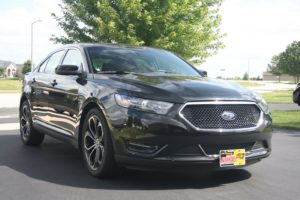 Removable License Plate Bracket for 2013-2018 Ford Taurus SHO