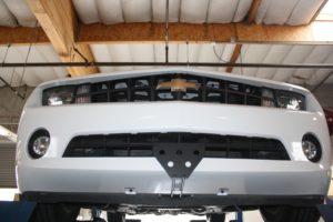 Removable License Plate Bracket for 2010-2013 Chevrolet Camaro V6
