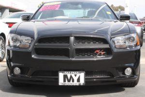Removable License Plate Bracket for 2011-2014 Dodge Charger