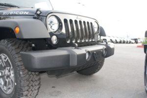 Removable License Plate Bracket for 2008-2018 Jeep Wrangler JK