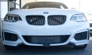 Removable License Plate Bracket for 2015-2018 BMW M235i