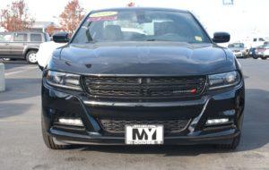 Removable License Plate Bracket for 2015-2019 Dodge Charger SE, SXT, R/T, GT