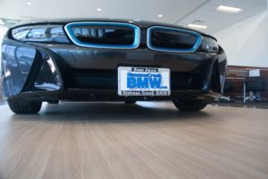 Removable, No Drill License Plate Bracket for 2014-2018 BMW i8