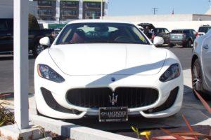 Removable License Plate Bracket for 2012-2017 Maserati GranTurismo Sport