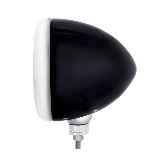 "7 Inch ""Guide"" Style Headlight Housing - Black"