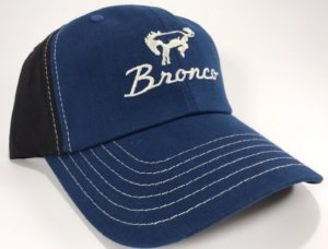 Ford Bronco Hat - Blue Bill