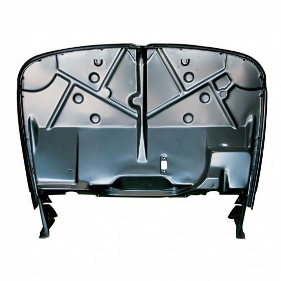 1932 Ford Steel Reproduction Firewall - Without Original Mounting Holes