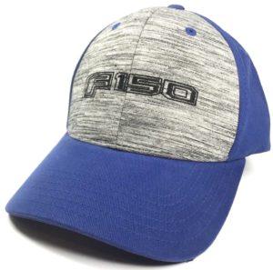 Ford F-150 Hat - Grey & Blue