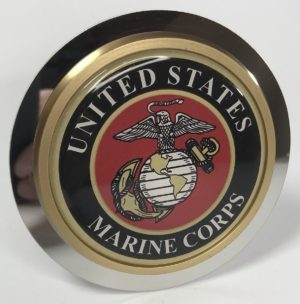 United States Marine Corps Tow Hitch Cover