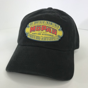 Mopar Hat - Black with 1937 Logo