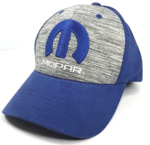 Mopar Hat - Grey & Blue