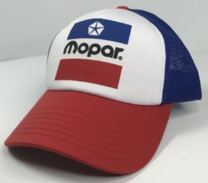 Mopar Hat - Padded Trucker