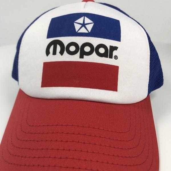 Mopar Hat - Padded Trucker