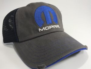 Mopar Hat - Distressed Trucker
