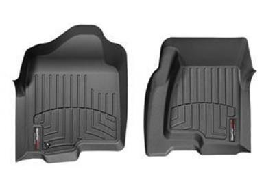 WeatherTech Front Floor Mats for 2014-2019 Chevrolet Silverado