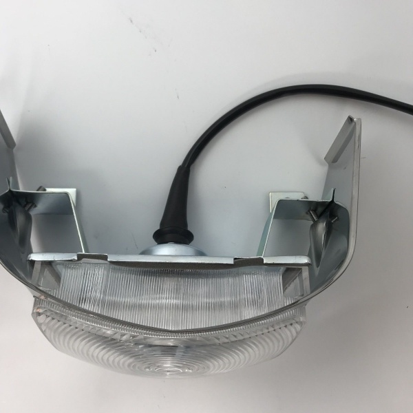 Parking Light Assemblies For 1956 Ford F100, F250, & F350 Pickup Truck - Clear Lens