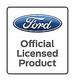 2017-2018 Ford Raptor Tailgate Emblem Overlays - Brushed Stainless Steel