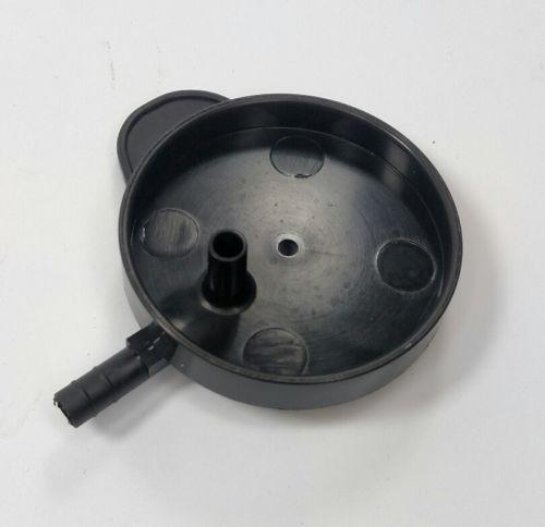 GM Windshield Washer Fluid Cap - Black