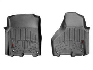 WeatherTech Front Floor Mats for 2012-2018 Dodge Ram