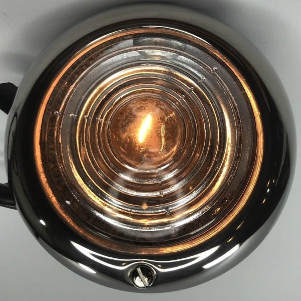 Parking Light Assemblies with Gaskets for 1947-48 Ford Cars and 1942-47 Trucks - Clear