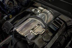 2011-2018 SRT Engine Plenum Perforated Cover - SRT & SRT8 6.4L 392