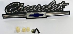 1966 Chevrolet Grill Emblem - Bel Air, Biscayne, and Impala
