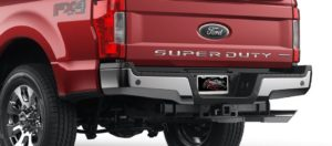 Ford Super Duty Letter Inserts - 2017-19 F250 Tail Gate Inserts