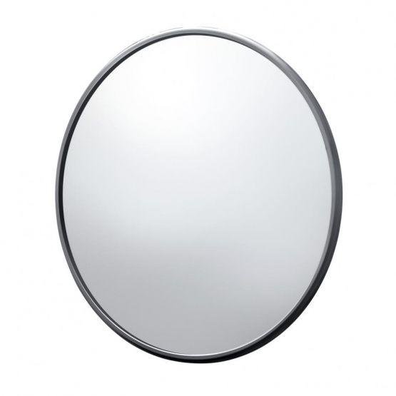 """5"""" Side View Mirror Replacement Head - Smooth Black"""