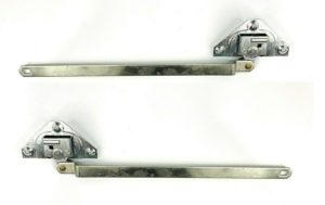 Pair Door Handle Latch Relay Control Arms for 1957-1960 Ford Truck