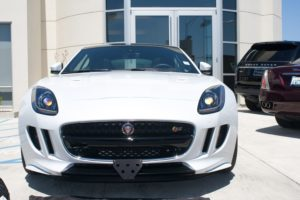 Removable, No Drill License Plate Bracket for 2013-2019 Jaguar F-Type