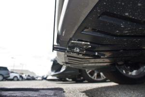 Removable License Plate Bracket for 2016-2017 Jaguar XF Sport