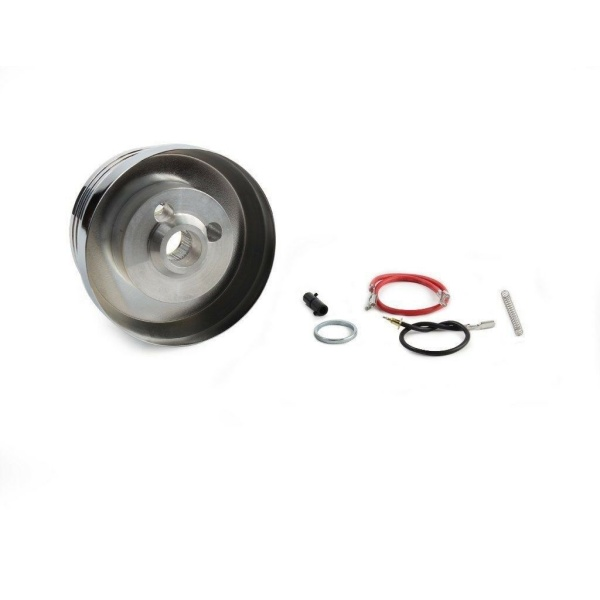 5/6 Hole Steering Wheel Hub Adapter for Flaming River Ididit GM Chevy
