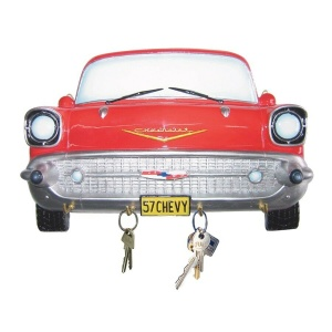 1957 Chevy Chevrolet Bel Air Front End Key Rack
