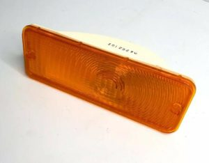 Amber Parking Light Assembly For 1975-1977 Ford F Series Truck & Econoline Van